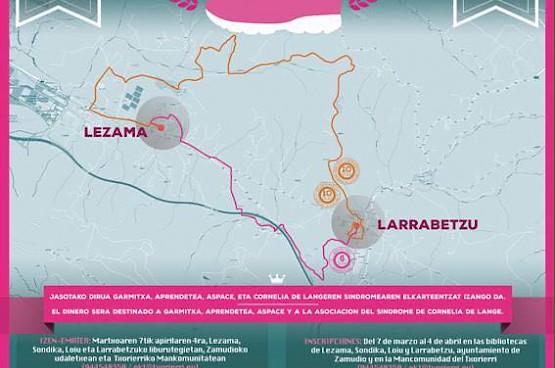 Marcha por la salud en Vizcaya